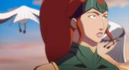 Justice League Throne of Atlantis - 4 Mera