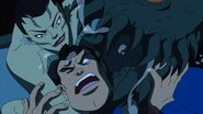 Menagerie attacks Superman