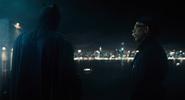Batman and James Gordon