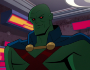 Martian Manhunter (The Brave and the Bold)