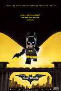 The LEGO Batman Movie - Poster - September 17 2016 - 1