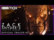 Zack Snyder's Justice League - Official Trailer -2 - HBO Max