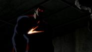 BTDKRP2 Superman heat vision invulnerability