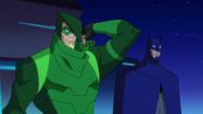 Green Arrow & Batman BMUAI 2