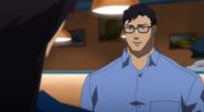 Justice League Throne of Atlantis - 2 Clark Kent