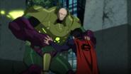 Lex Luthor vs Superman JLvsTT 1
