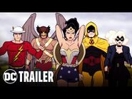 Justice Society- World War II - Official Trailer