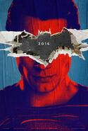 Batman v Superman Poster 2 (movie; 2016)