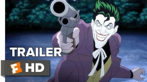 Batman The Killing Joke - I oficjalny zwiastun