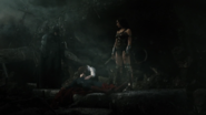 Wonder Woman (DCEU) fight with Doomsday (11)