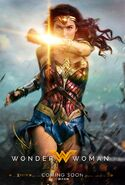 Wonder Woman Poster 5 (movie; 2017)