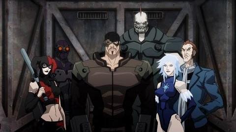 Batman Atak na Arkham - oficjalny zwiastun