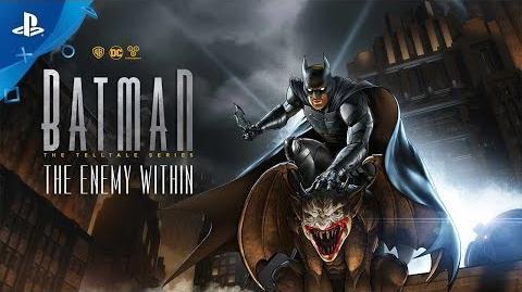 Batman The Enemy Within - Zwiastun