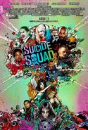 Suicide Squad Poster 4 (movie; 2016)