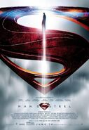 Man of Steel Poster 2 (movie; 2013)