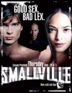 Smallville poster (2.5)