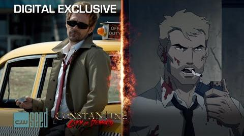 Constantine vs Constantine City of Demons