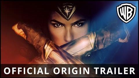 Wonder Woman I Oficjalny zwiastun (napisy)