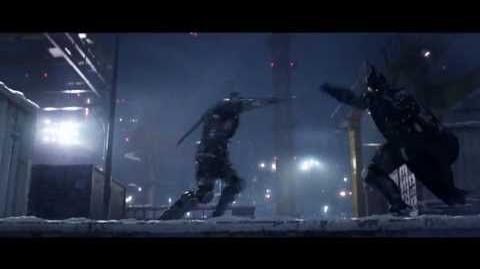 Batman Arkham Origins – II spot reklamowy