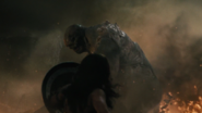 Wonder Woman (DCEU) fight with Doomsday (9)