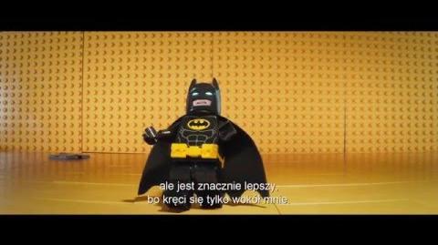 LEGO Batman Film - II oficjalny zwiastun