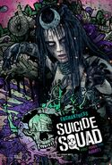 Suicide Squad Comic Poster Enchantress