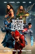 Justice League Poster (movie; 2017) (24)