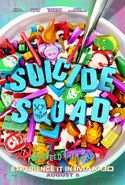 Suicide Squad Poster 5 (movie; 2016)
