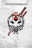 Suicide Squad Tattoo Posters (8)