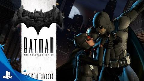 BATMAN - The Telltale Series - Światowy trailer