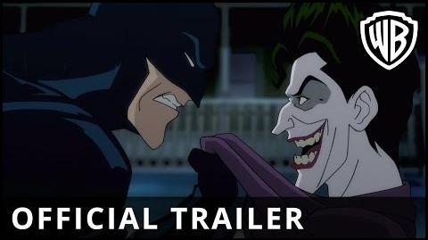 Batman The Killing Joke - II oficjalny zwiastun
