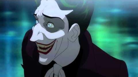 Batman The Killing Joke - III oficjalny zwiastun