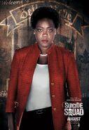Suicide Squad Poster Amanda Waller