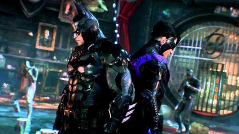 Batman Arkham Knight - I oficjalny zwiastun-0