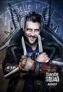 Suicide Squad Poster Captain Boomerang