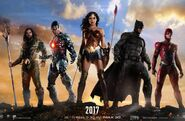 Justice League Poster (movie; 2017) (5)