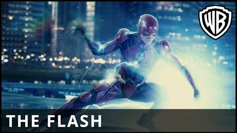 Liga Sprawiedliwości - Liga się zjednoczy Flash