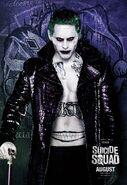 Suicide Squad Poster Joker