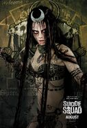 Suicide Squad Poster Enchantress