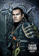 Suicide Squad Poster Slipknot