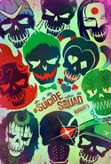 Suicide Squad Poster 6 (movie; 2016)