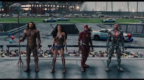 Лига справедливости - Второй трейлер