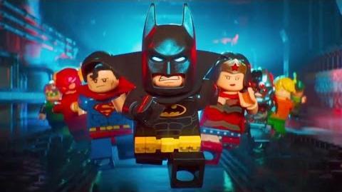 Лего Фильм Бэтмен – Русский Тизер-Трейлер (2017)