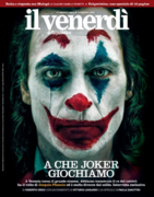 Joker Movie Cover iV