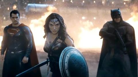 Бэтмен против Супермена На заре справедливости - Русский Трейлер 2 (2016)