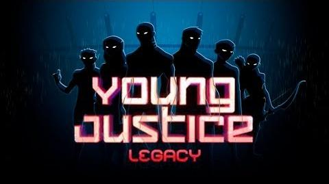 Gameplay Young Justice Legacy (геймплей) HD