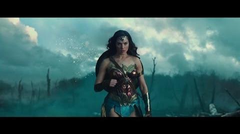 Чудо-женщина - Первый трейлер