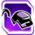 Icon Shoulders 003 Purple