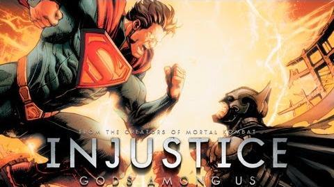 ИГРОФИЛЬМ - Injustice Gods Among Us (HD) RUS