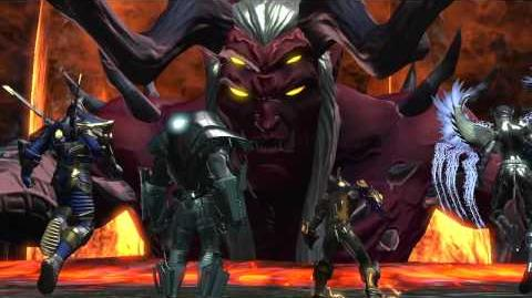DC Universe Online Sons of Trigon Launch Trailer! New DLC Pack Available Now!